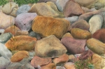 River Stones, Buffalo River,AR