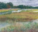 Tidal Marsh, Stonington,CT